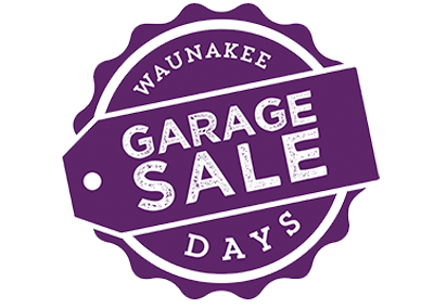 Waunakee Garage Sale Days